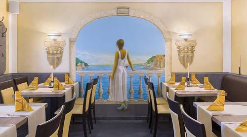 Restaurant Da Massimo - Grossheubach, Kreis Mitenberg