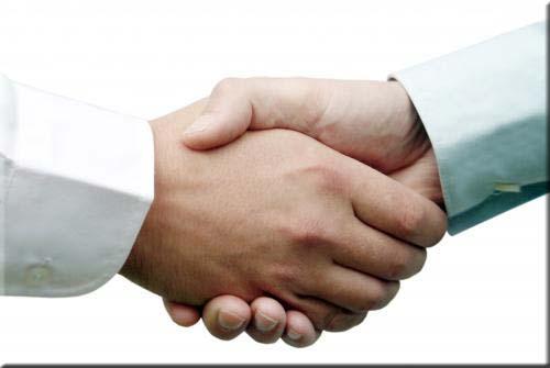 Bildquelle aboutpixel.de - Fotograf: goenz (Konstantin Gastmann) Shake Hands 1
