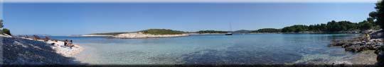 Mlini Beach - der schönste Flecken Erde, den man sich vorstellen kann ...