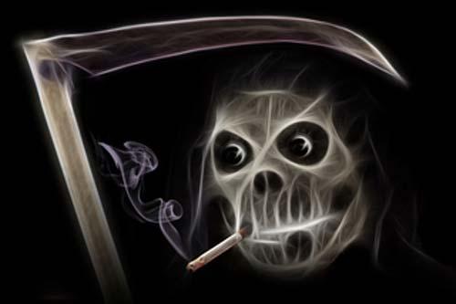 Nichtraucher in nur EINER SEKUNDE!