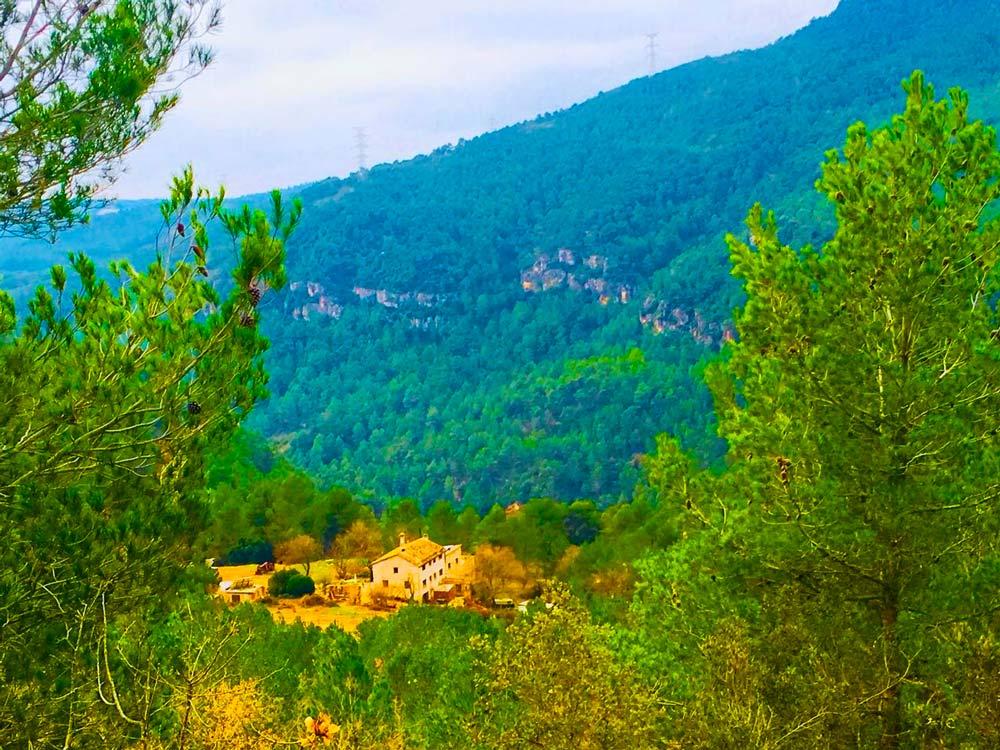 Reiten in Spanien - Unendliche Weiten ... Urlaub in RUHE!