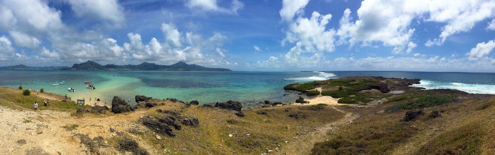 """Mauritius gefuehrte Tour mit """"The friendly Dodo"""" - Delfine und Ostküste"""